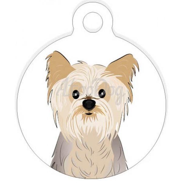 medaille chien lachine Conseil  medaille pour chien yorkshire