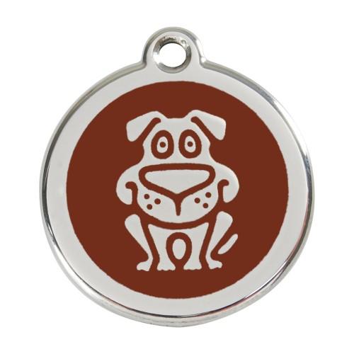 médaille pour chien personnalisable Bien choisir  medaille anti puce pour chien