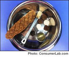 Glucosamine, chondroïtine et MSM pour les animaux domestiques Commenté par ConsumerLab.com