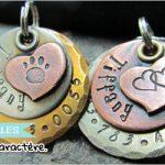 medaille pour chien metal Bien choisir  medaille chien acier inoxydable