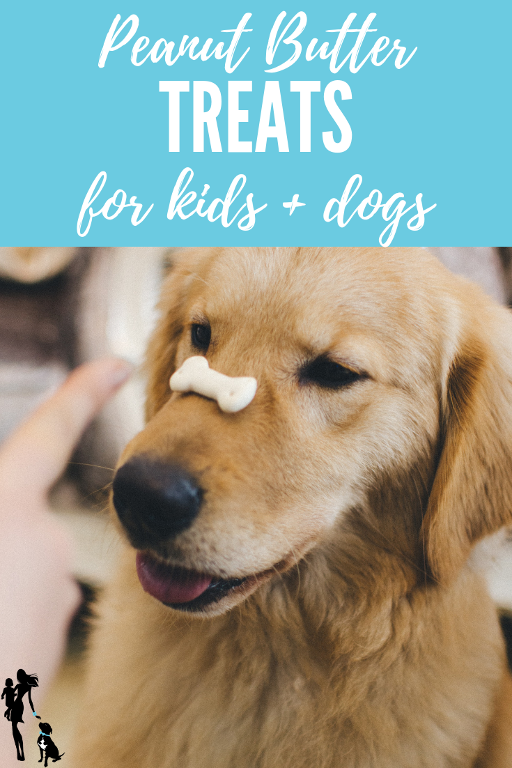 Friandises au beurre d'arachide pour chiens et enfants  – Médaille personnalisée pour chiens