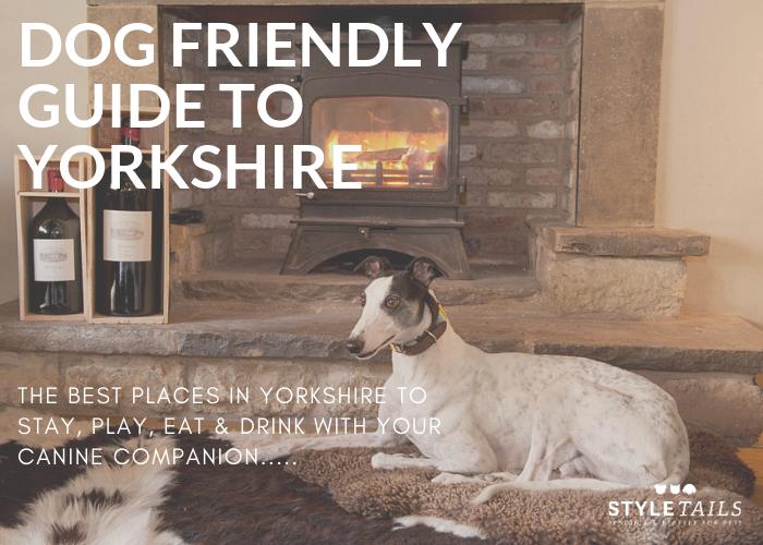 Votre guide de vacances pour chiens dans le Yorkshire  – Médaille pour collier