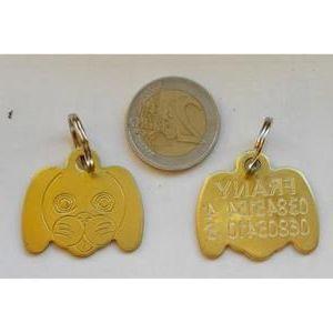 Médaille pour chien médaille chien à graver pas cher