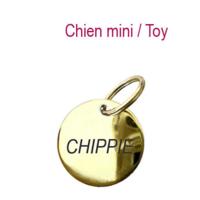 Médaille pour chien mini toys