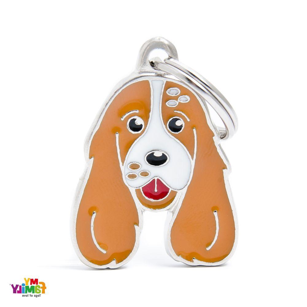 Pendentif chien Lévrier Anglais