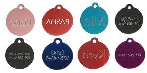 Médaille pour chien medaille chien laval
