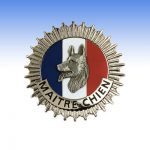 Médaille pour chien medaille militaire maitre chien