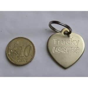 Médaille pour chien boutiquelaposte