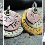 Médaille pour chien collier chien original