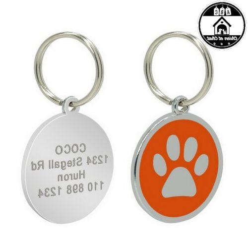 Médaille chien médaille originale pour chien