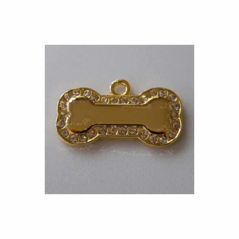 Médaille chien anibio médaille tic-clip chien et chat